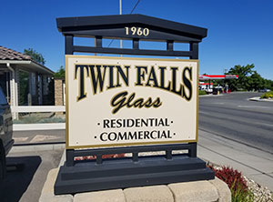 Twin Falls Glass