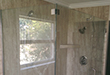 Shower Door and Wall